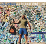 jack johnson-jack johnson Cd Jack Johnson All The Light Above It Too [2017]